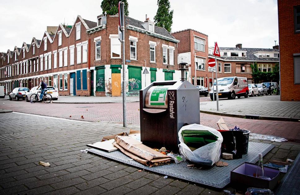 Nog coördinatieproblemen bij hulp aan arme Rotterdammers